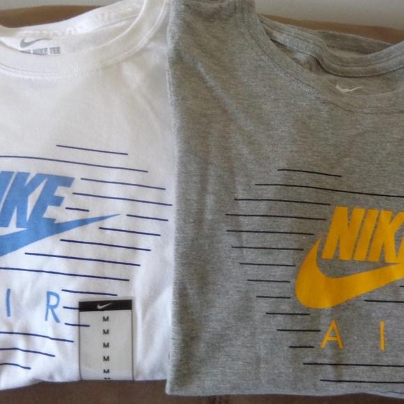 8faf50906 Nike Shirts & Tops | Air Heart Girls Tshirt Brand New With Tag ...